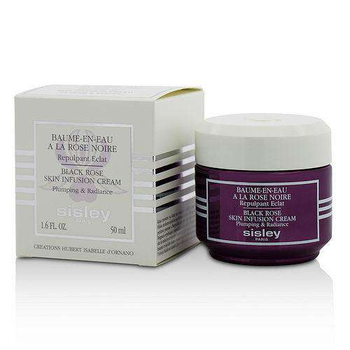 Sisley Black Rose Skin Infusion Cream Plumping & Radiance -50ml-1.6oz
