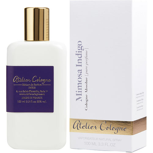 Atelier Cologne By Atelier Cologne Mimosa Indigo Cologne Absolue Spray 3.3 Oz