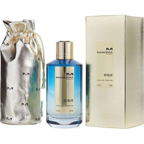 Mancera So Blue By Mancera Eau De Parfum Spray 4 Oz