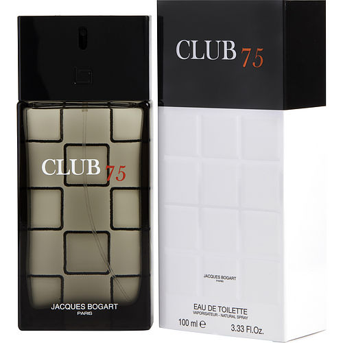 Club 75 By Jacques Bogart Edt Spray 3.3 Oz