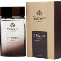 Yardley Original By Yardley Edt Spray 3.4 Oz