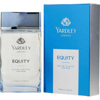 Yardley Equity By Yardley Edt Spray 3.4 Oz