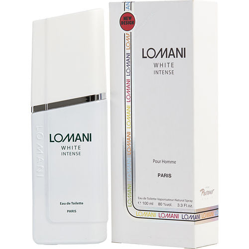 Lomani White Intense By Lomani Edt Spray 3.3 Oz