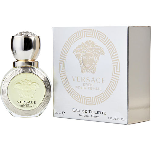 Versace Eros Pour Femme By Gianni Versace Edt Spray 1 Oz