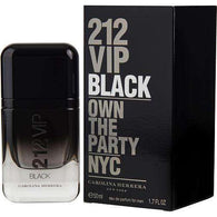 212 Vip Black By Carolina Herrera Eau De Parfum Spray