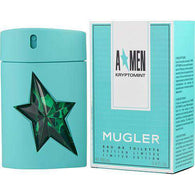 Angel Men Kryptomint By Thierry Mugler Edt Spray 3.4 Oz (limited Edition)