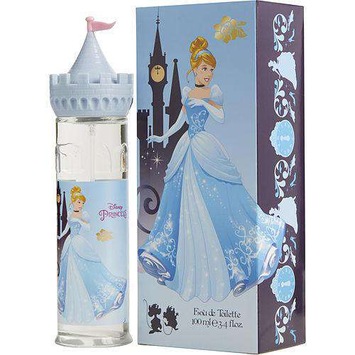 Cinderella By Disney Edt Spray 3.4 Oz (castle Packaging)