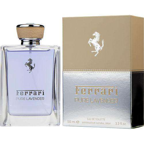 Ferrari Pure Lavender Edt Spray