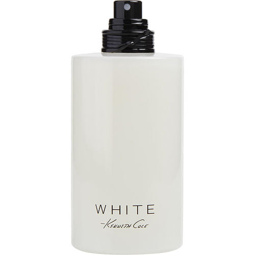 Kenneth Cole White By Kenneth Cole Eau De Parfum Spray 3.4 Oz *tester