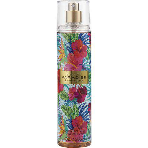Tempting Paradise By Sofia Vergara By Sofia Vergara Body Mist 8 Oz