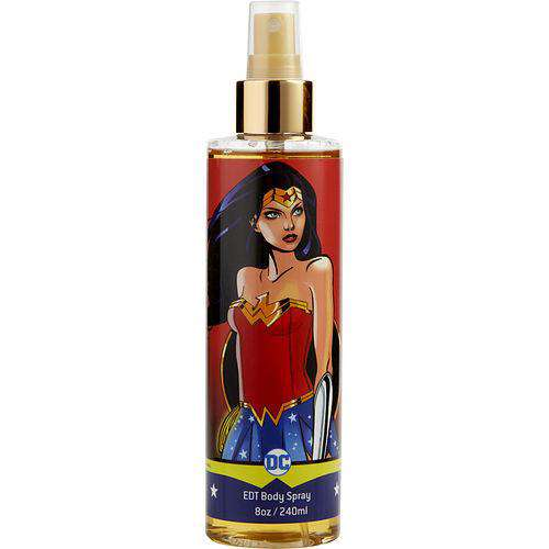 Wonder Woman By Marmol & Son Body Spray 8 Oz
