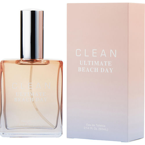 Clean Ultimate Beach Day By Clean Edt Spray 2.1 Oz