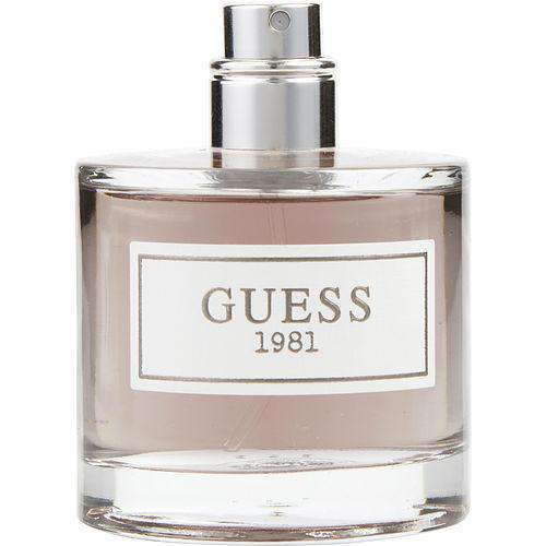 Guess 1981 By Guess Edt Spray 1.7 Oz  *tester
