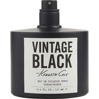 Vintage Black By Kenneth Cole Edt Spray 3.4 Oz *tester