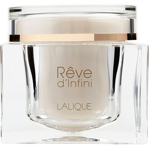 Lalique Reve D'infini By Lalique Body Cream 6.7 Oz