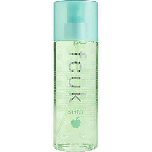 Fcuk Sinful Apple & Freesia By French Connection Fragrance Mist 8.4 Oz