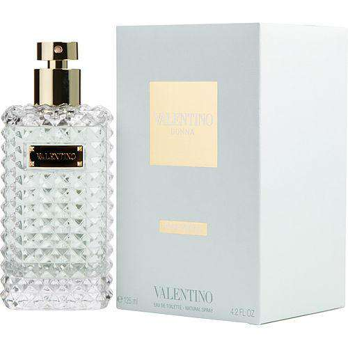 Valentino Donna Rosa Verde By Valentino Edt Spray 4.2 Oz