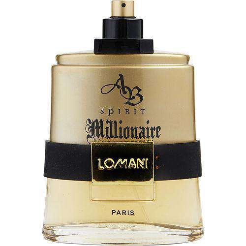 Ab Spirit Millionaire By Lomani Edt Spray 6.6 Oz *tester