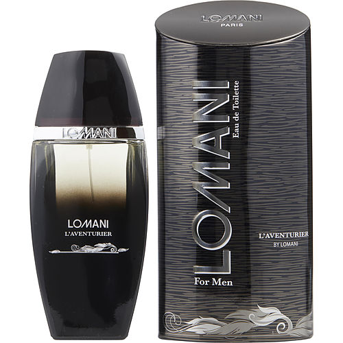 Lomani L'aventurier By Lomani Edt Spray 3.3 Oz