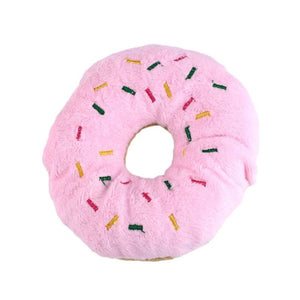 11CM Pet Dog Chew Toys Cute Donuts