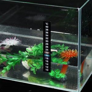 Digital Thermometer Stick On Aquarium