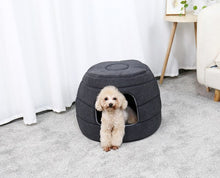 Load image into Gallery viewer, 2 In 1 Pet Dog Beds Warm Pet House Luxury Dog