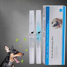 Load image into Gallery viewer, 5ml Pets Teeth Cleaning Tool Dogs Cats Tartar Remover Dental Stones Scraper Plastic Cleaning Pen Cleaning Tools