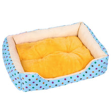 Load image into Gallery viewer, 6 Size Pet Bed Dog Warm Pad Winter Mat Striped Pet Products Small Medium Large Big Size Easy to Clean Kennel Waterproof Pet Nest