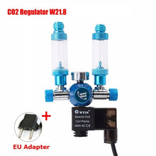 Load image into Gallery viewer, Aquarium CO2 Regulator Double Bubble Counter W21.8