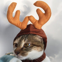Load image into Gallery viewer, Christmas Dog Hats for Pets Cat Animal Hats Funny