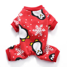 Load image into Gallery viewer, Christmas Elk Dog Cat Cotton Sweater Pet Autumn
