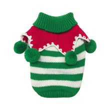 Load image into Gallery viewer, Christmas Pet Clothes For Small Dog  Sweater