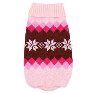 Christmas Pet Dog Clothes Warm Dog Cat Sweater