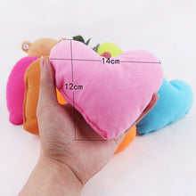 Load image into Gallery viewer, Cute Colorful Love Small Dog Pillow PP Cotton