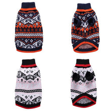 Load image into Gallery viewer, Dog Christmas Sweater Pet Holiday Season Nordic