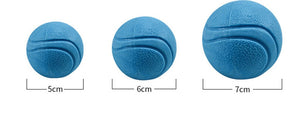 Dog Toy 1pcs Solid Rubber Ball Pet Dog Toy Training Chew Play Fetch Bite Toys puppy toys ball accessories zabawka dla psa*5