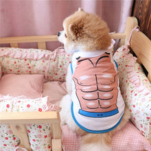 Load image into Gallery viewer, Dog Vests Spring Summer Pectoral Muscle Bikini