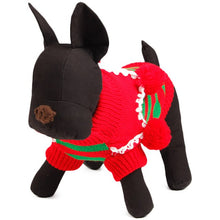 Load image into Gallery viewer, Free Shipping Cute Pet Christmas Sweater Stripe