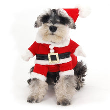 Load image into Gallery viewer, Free Shipping Dog Christmas Cotumes Pet Warm