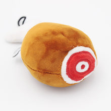 Load image into Gallery viewer, Funny Chicken Dog Toy Soft Plush Puppy Sound Toys