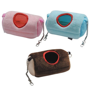 Hamster Cage Multi-color Cute Small Pet Tunnel