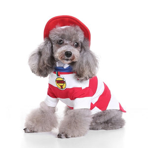 New Arrival Christmas Baby Suit With Hat Pet