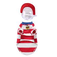 Load image into Gallery viewer, New Arrival Christmas Baby Suit With Hat Pet