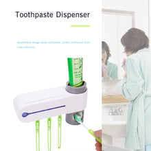 Load image into Gallery viewer, Antibacteria UV Automatic Toothbrush Sterilizer