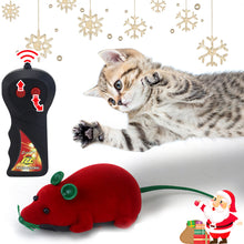 Load image into Gallery viewer, Pet Cat Christmas Interactive Toys Electronic