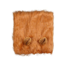 Load image into Gallery viewer, Pet Costume Dog Lion Wigs With Ears Mane Hair Pet