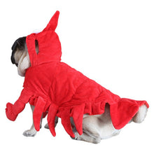 Load image into Gallery viewer, Pet Dog Clothes Christmas Halloween Lobster