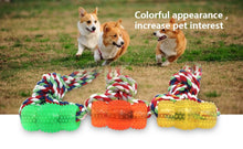 Load image into Gallery viewer, Rubber Chew Training Pet Dog Toy