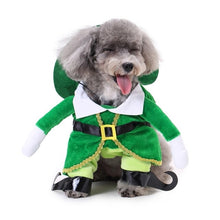 Load image into Gallery viewer, S XL Prince Small Dog Clothes Christmas