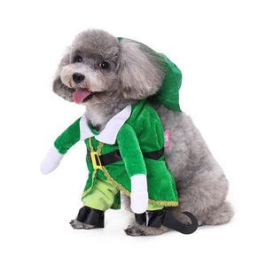 S XL Prince Small Dog Clothes Christmas